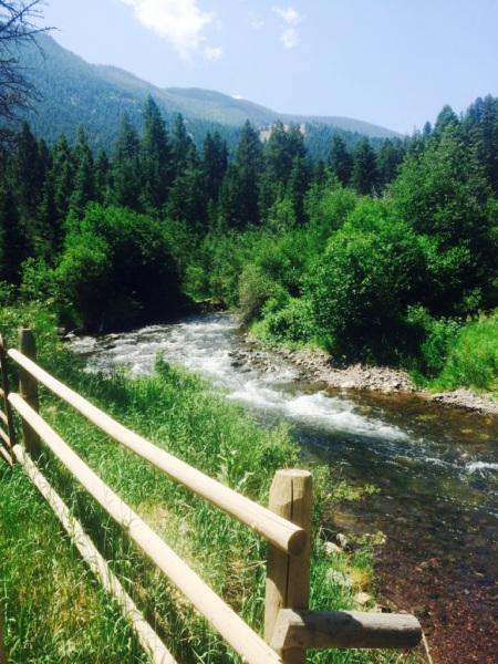 Big-Creek-thru-fence